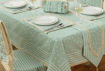 Mutfak masa örtüleri modeller