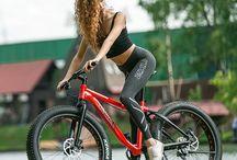 kobieta rower