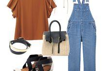 salopette(サロペット) / サロペットのおしゃれなコーデまとめ。サロペのファッション好きにはたまらないサロペットコーデ画像です。