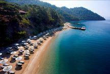 En Güzel Plaja Sahip Oteller