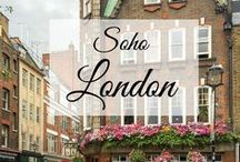 places in Soho