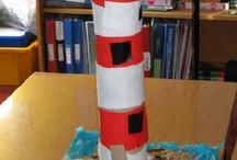 Lighthouse Crafts For Kids