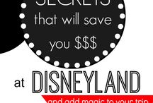 Disneyland / Get ready for a trip to Disney Land! Disneyland tips. Disneyland secrets. How to make the most of your trip to Disneyland!