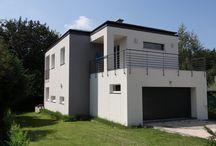 házprojekt: kívülről