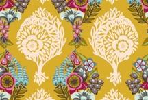 Fabrics I Love.