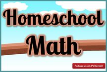 Homeschool Math / Homeschool Math help make math fun!  Do you have a Homeschool Math you'd like to share? Contact me to become a contributor on this board: http://mathfilefoldergames.com/contact