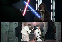 LOTR and SW combined / This is officially the best combo ever!!!