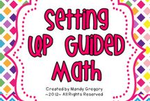 guided math / by Mary Dolan