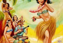 Hawaii (hula girl)