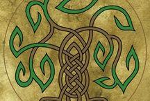 Celtas, Ogham,Torques, etc / Temas relacionados com Celtiquices