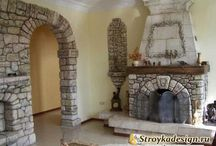 Home - decor / Mural wall  and other ornamental adjustments  home / Mosaic , bas-relief   /  / Декоративная роспись стен / Various techniques to the beautiful interior and furniture around the house...pleasant watch, dear visitors ✿⊰