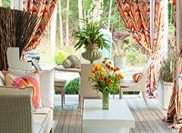 Front Porch Ideas & Decorations / by Anna Chesshir