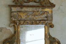 ESPEJITO, ESPEJITO MÁGICO / espejos con marcos especiales muy decorativos