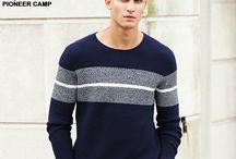 Fashion sweater men