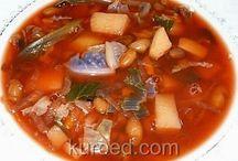 Заготовки Заправки для супов