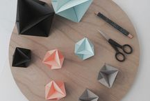 ♢ Starfolds.dk / DIY Modern Origami, Froebel Stars and Paper Crafts from my blog www.starfolds.dk