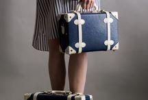 Steamline Luggage Vanity