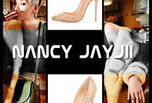 About Nancy Jayjii / This is a board about Nancy Jayjii, welcome your coming, dears.