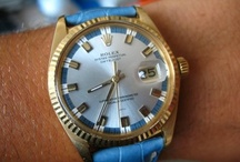 Rolex Watches with Alternative Bands