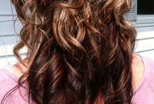 haircut/dye