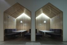 este'r likes \\ booth & banquet seating