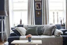Paris flat / Design
