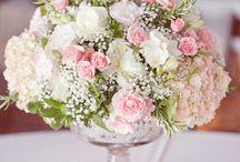 Bouquets or Flower arrangements/Rangskikkings