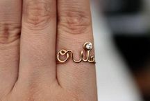 Lord of the ring / because I love this type of rings..that's all!