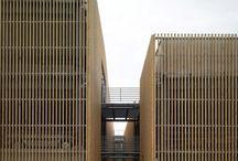 Parking Garage / Birk Heilmeyer und Frenzel Architekten | ArchDaily