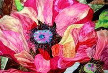 Flower Quilts / by Nadine Proctor