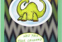 Animals/ Dinosaurs / http://www.stubbystampers.com/shopping/stamps/animals/dinosaurs.html