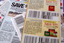 coupons / by Tammy Hoppa