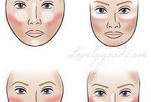makeup tips/ideas