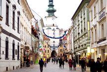 Bratislava-Pressburg-Pozsony