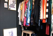 DRESSING ROOM // DRESSING / The dream of every girl: have a dressing room!  // Le rêve de toute fille : avoir un dressing !
