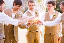 The Groomsmen / Photography inspiration for groomsmen and usher photography