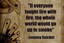 Lemony Snicett