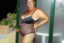 Fat Grannies / Check out these fat grannies, nothing is better than a cuddly granny.  / by Granny Dating