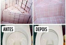 dicas de limpeza