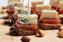 Aperitivos con membrillo / Una selección de aperitivos deliciosos y fáciles de preparar. Una delicia para los paladares más exigentes.