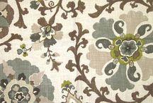 Fabrics / by Natalia Rowland