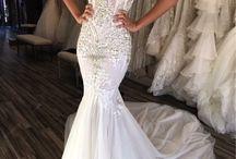Свадебные платья и образы