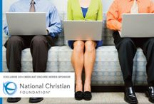 CLA Encore Series Webcasts / Each month CLA features outstanding presenters on essential topics for Christian Leadership/