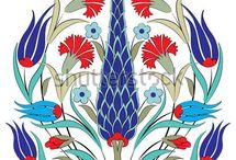 Türk süsleme motifleri