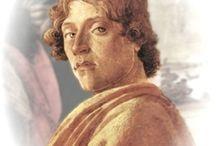 Sandro Botticelli (1445 - 1510) / Sandro Botticelli (1445 - 1510)