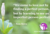 Articles on Love / Be An Inspirer - Spread the Inspiration Visit - www.beaninspirer.com for more.