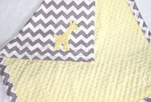 Baby Blankets / Some ideas for cute baby blankets