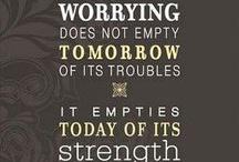 words worth repeating / by Warren Hershberger