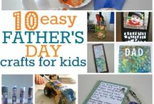 Dad's day/mom's day projects / by Cindy Lee