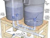 colectores de agua lluvia